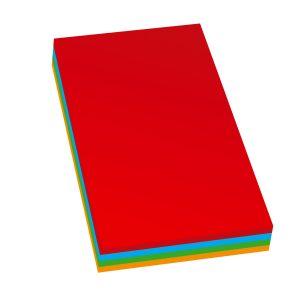Хартия А4 цветна микс наситена 100л.