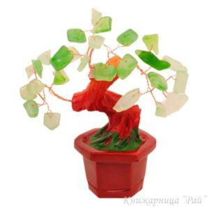 """Дърво на щастието """"НЕФРИТ"""""""